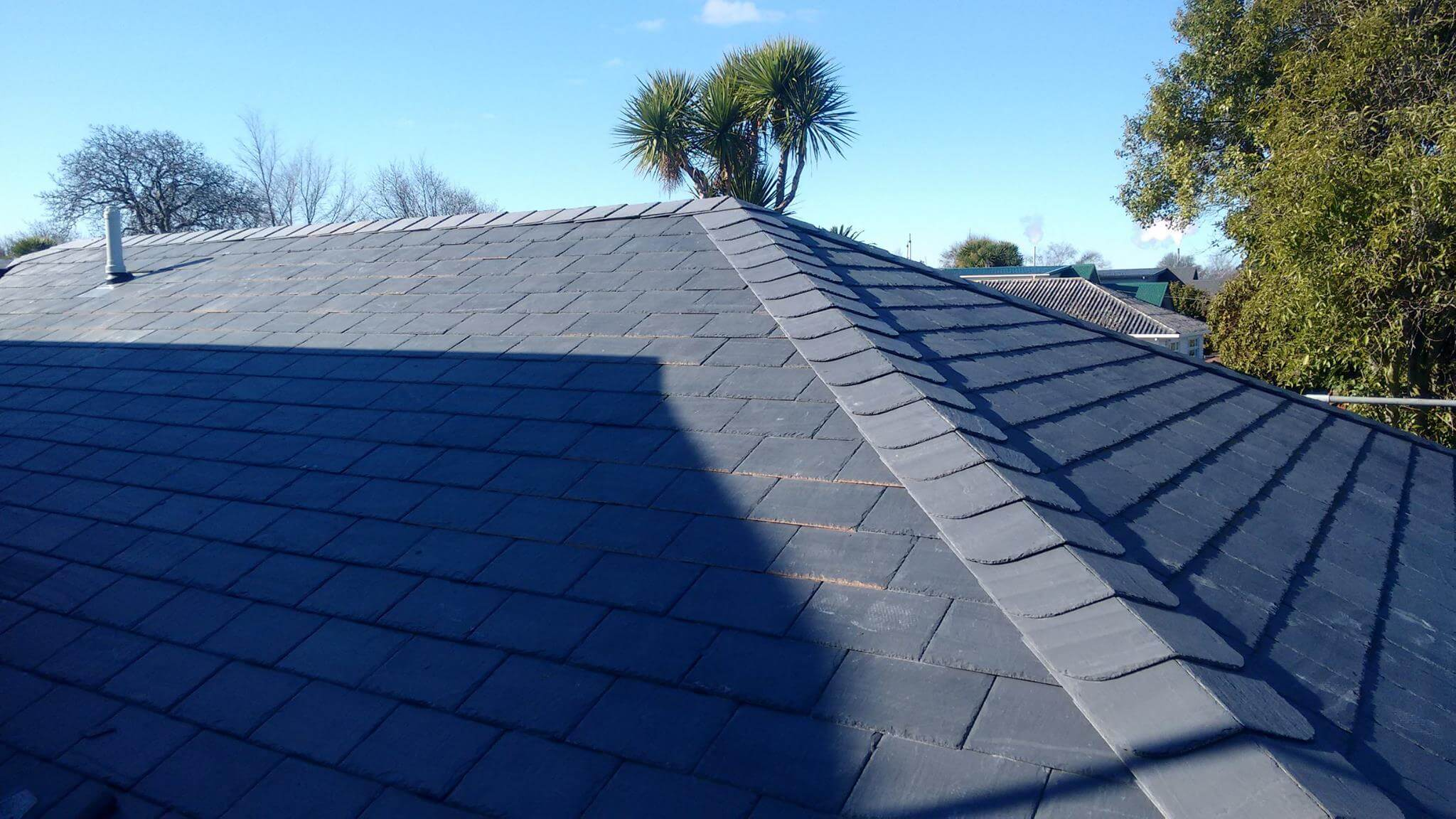 Slate Amp Shingle Roofing Holcroft Roofing Christchurch