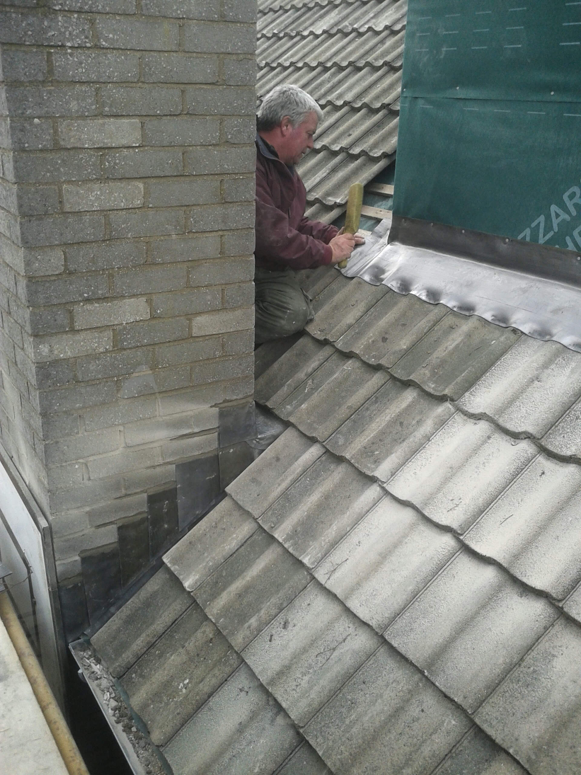Lead Flashings Holcroft Roofing Christchurch