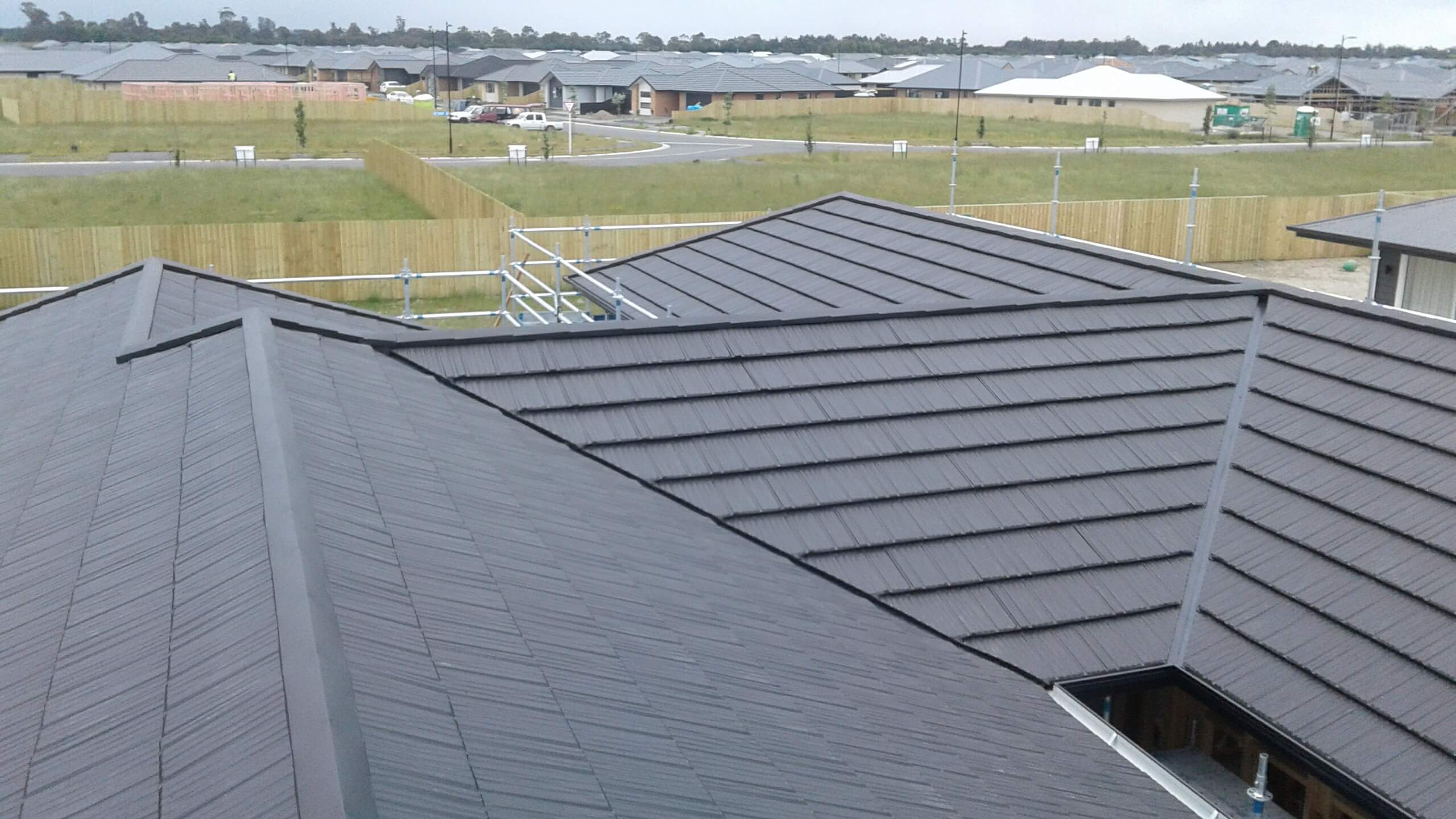 Metal Tile Roofs Holcroft Roofing Christchurch