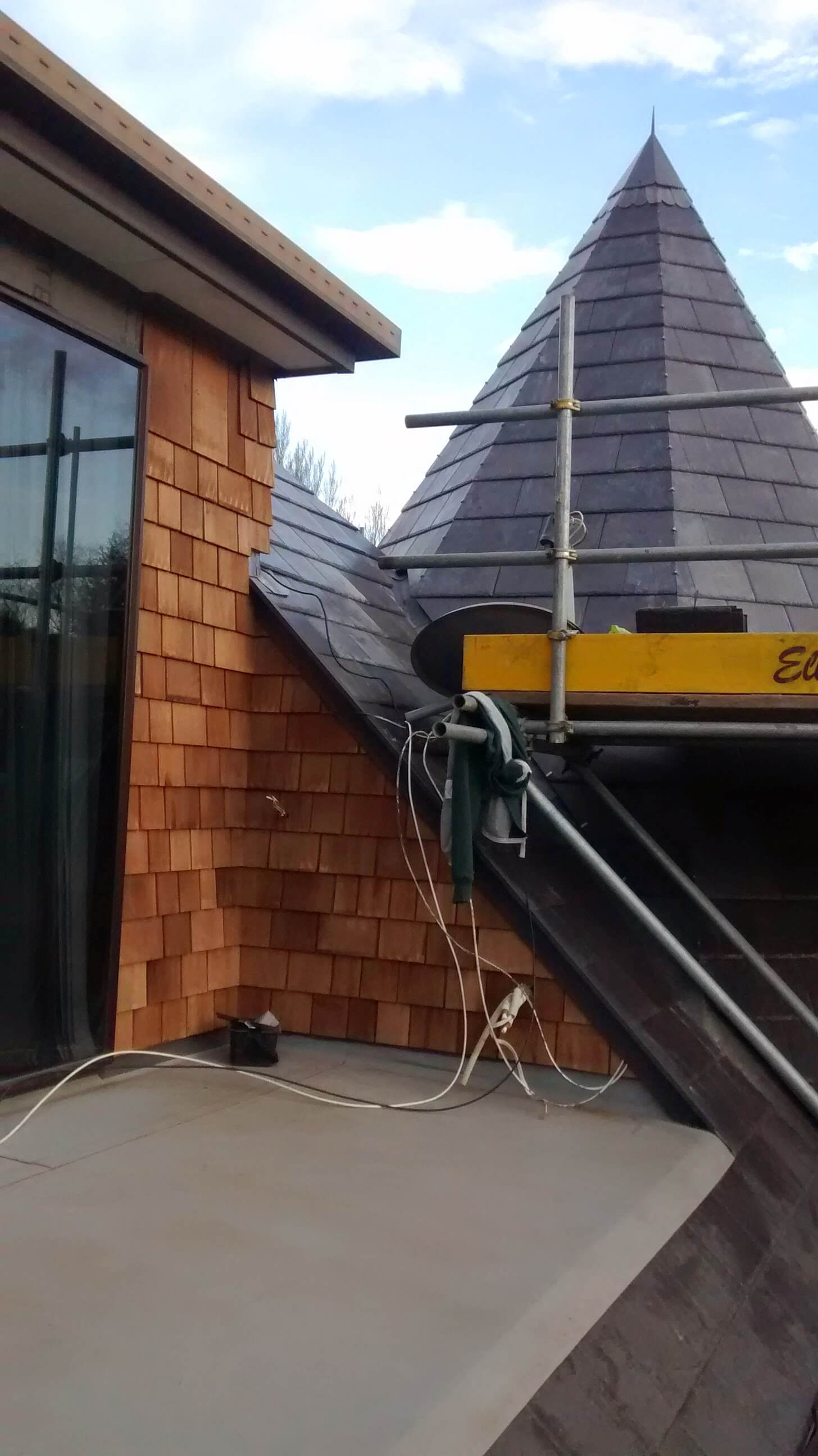 Concrete Amp Clay Tile Roof Holcroft Roofing Christchurch